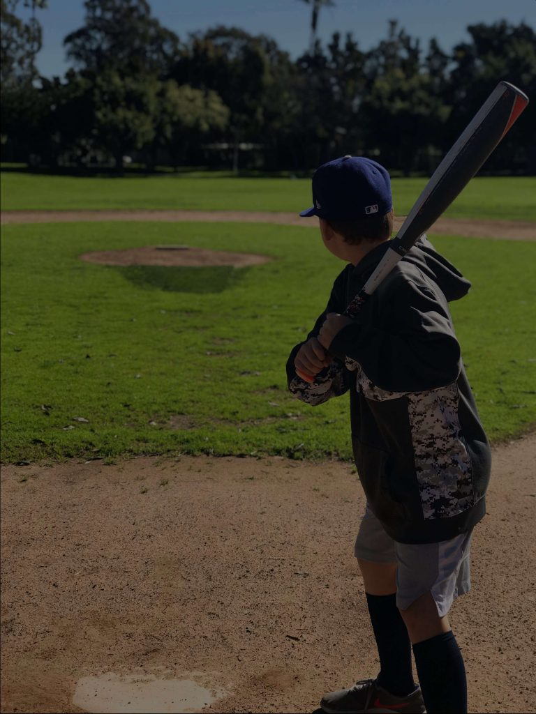 Baseball Hitting Lessons Los Angeles