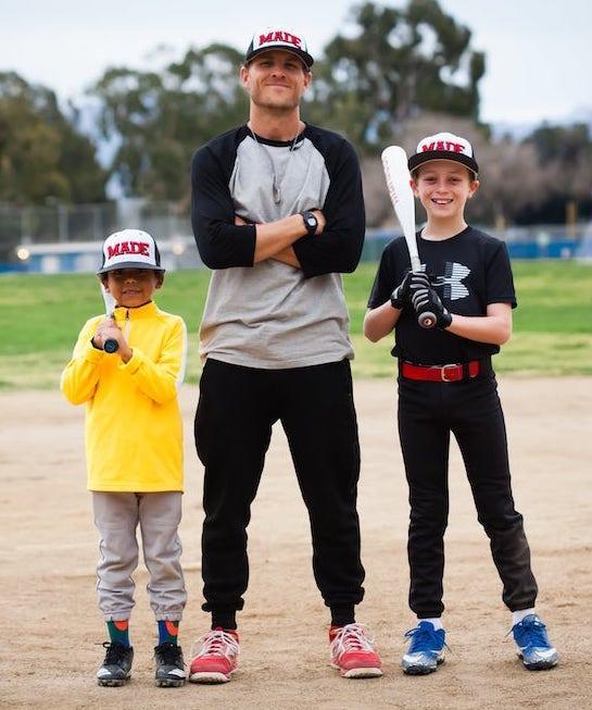 Baseball Lessons Los Angeles, CA | Made Baseball