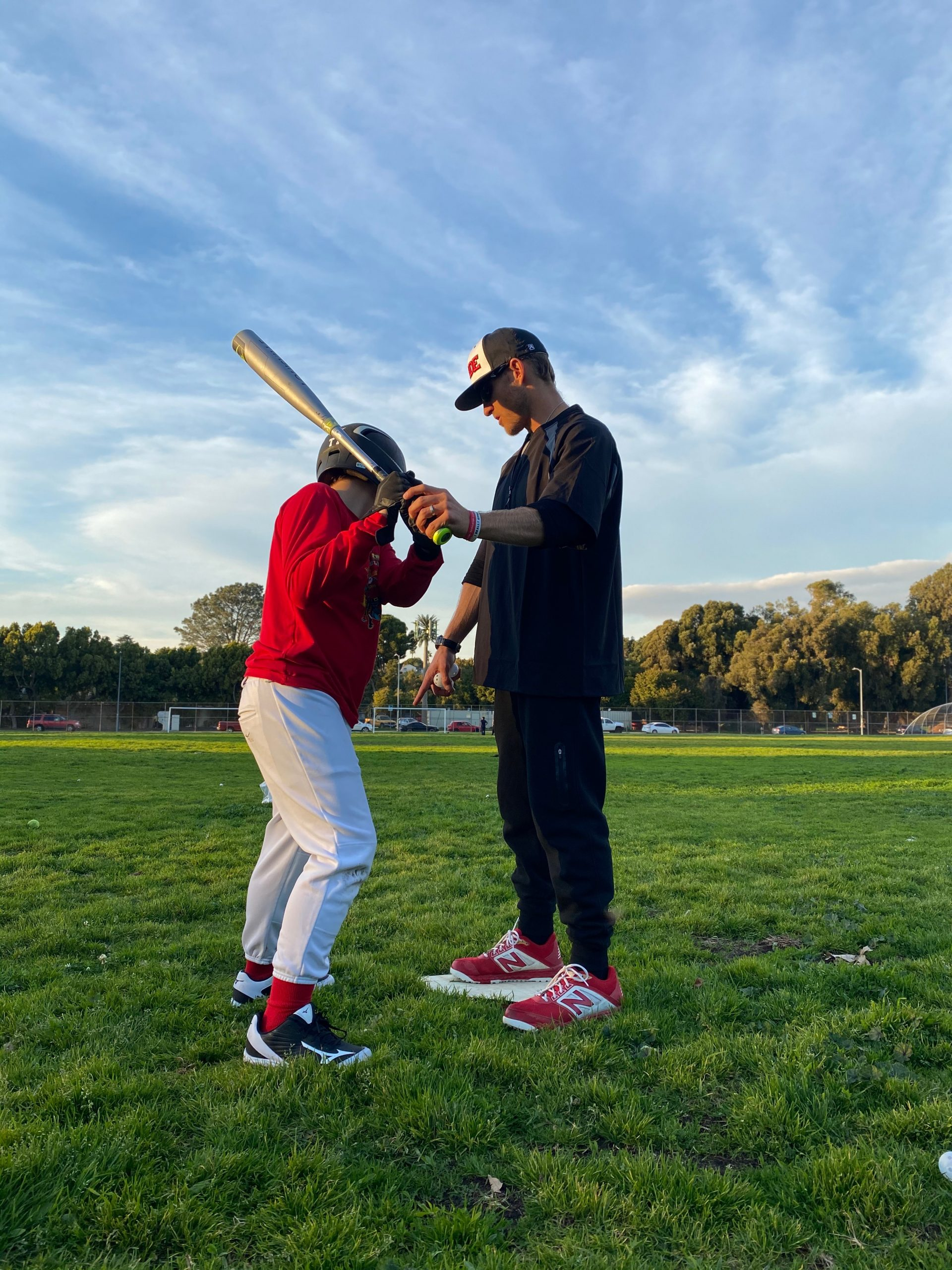 Hitting Lessons in Marina Del Rey