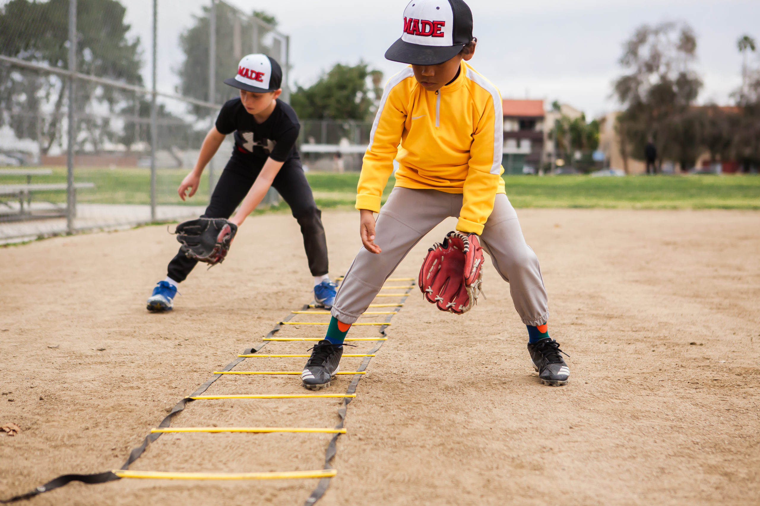 baseball camps in los angeles