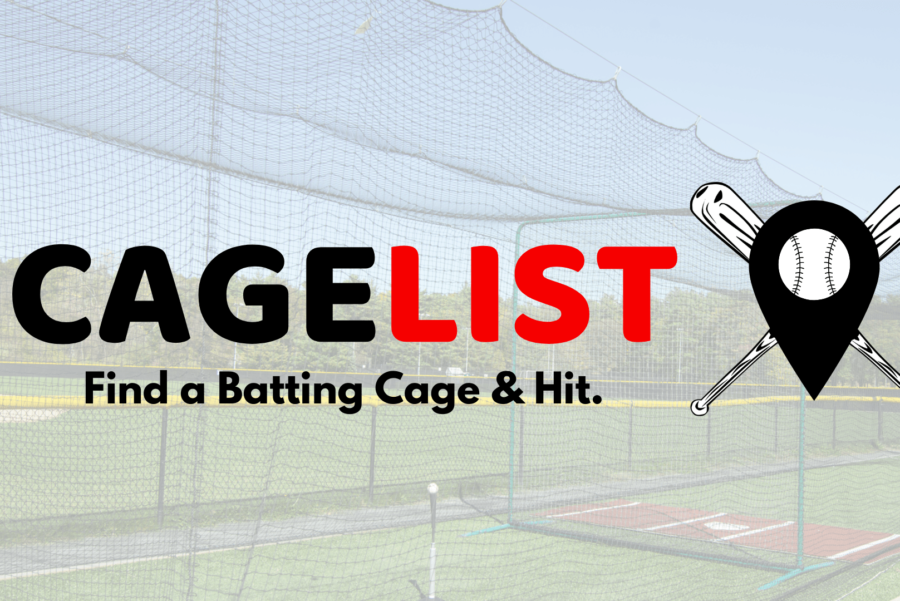 CageList - Find a Batting Cage & Hit