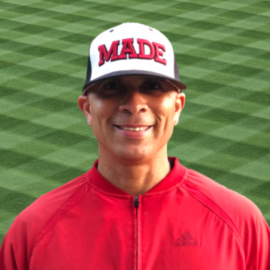 Coach Kelvin Parker