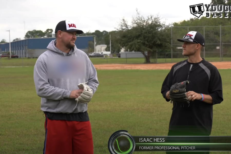 How to play catch the right way w/Coach John Madden from YouGoProBaseball.com