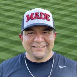 Coach Louie Noguera